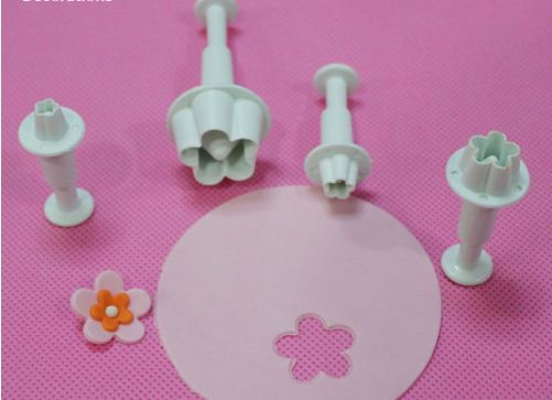 Sakura Flower Ausstecher S 4 mm