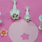 Sakura Flower Ausstecher Set 4 Blister